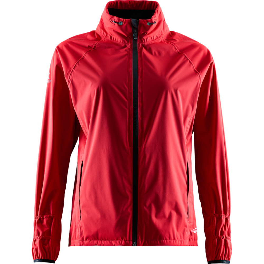 Abacus Lds Pitch 37.5 Rainjacket - Red