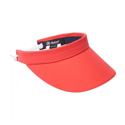 Glade Cable Visor - Poppy Red