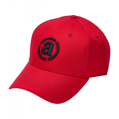 Abacus Basic Cap - Red