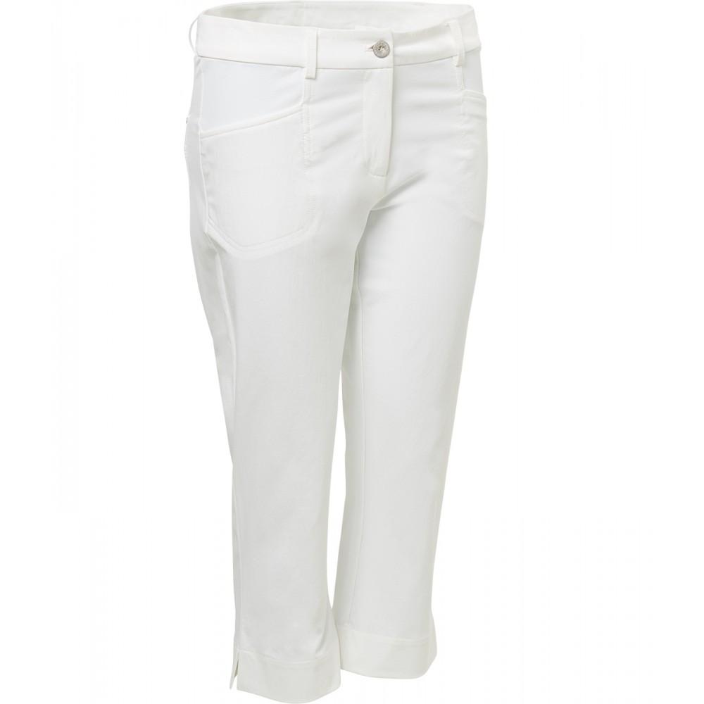 Grace Capri 76cm - White