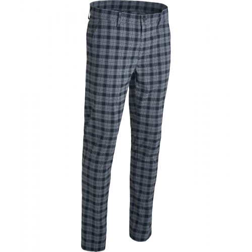 Abacus - Ringer Trousers - Black Check