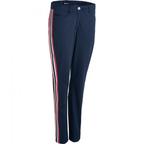 Fontana Warm Trousers - Navy