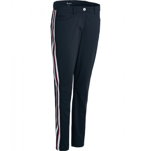 Fontana Warm Trousers - Black