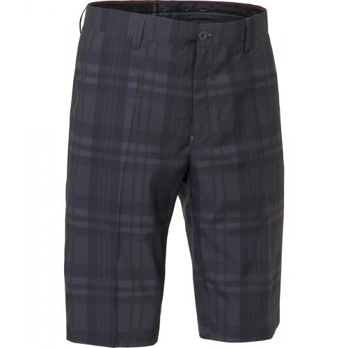 Tadworth Shorts - Black Check