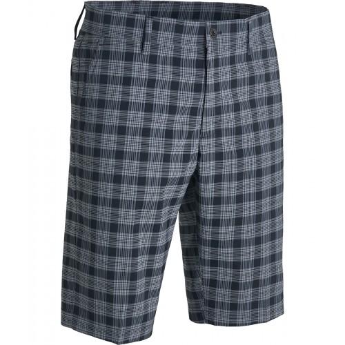 Ringer Shorts - Black check