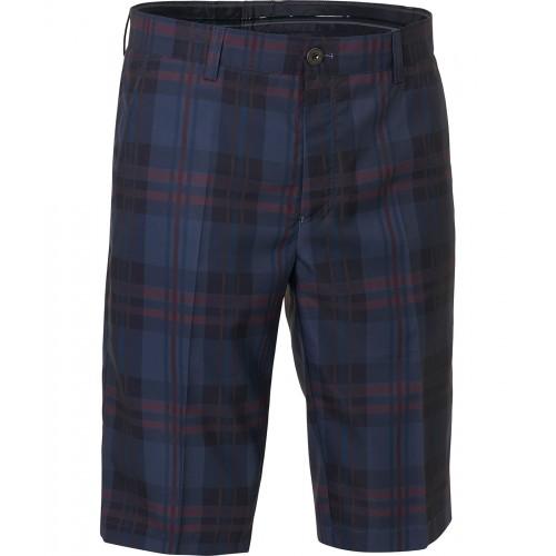Tadworth Shorts - Navy Check