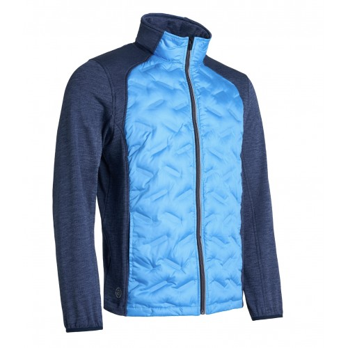 Dunes Hybrid Jacket - Skyblue