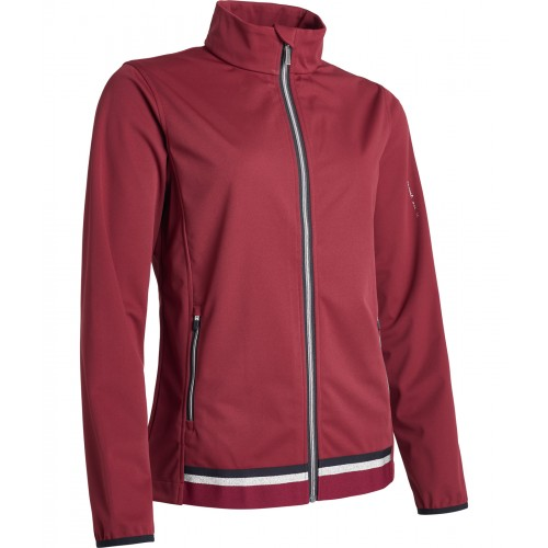 Navan Softshell Jacket - Bordeaux