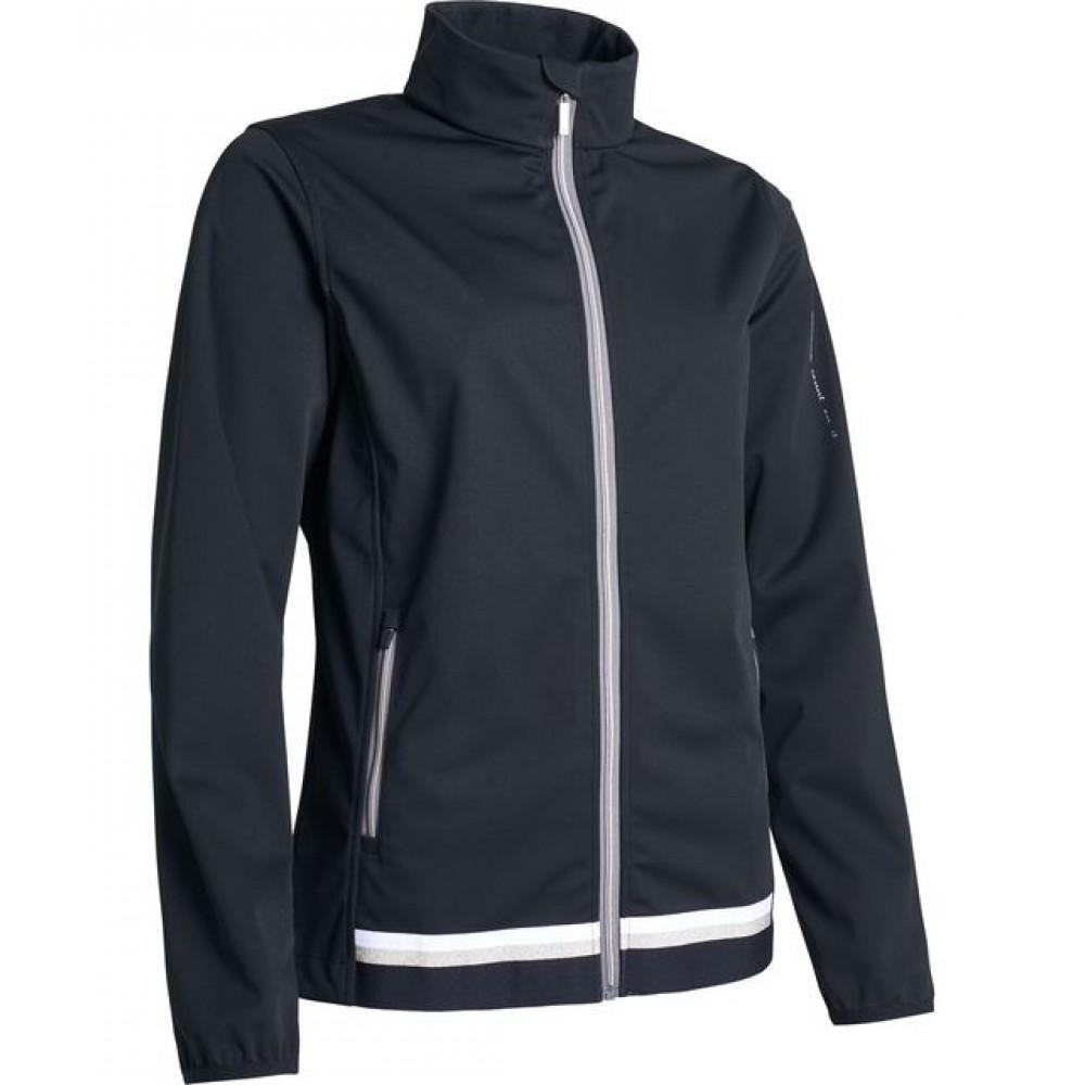 *Navan Softshell Jacket - Black