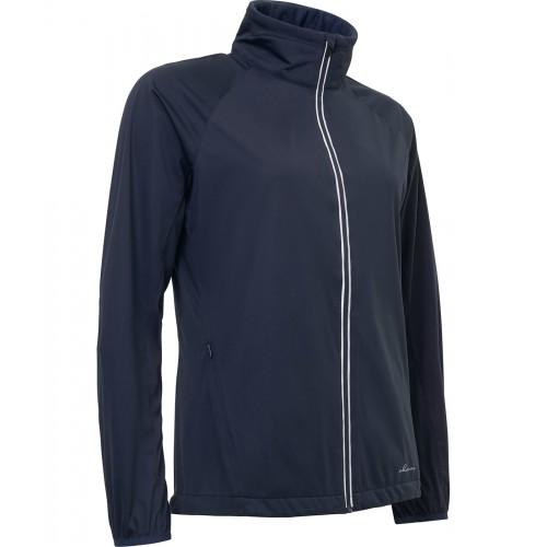 *Portrush strech wind jacket - Navy