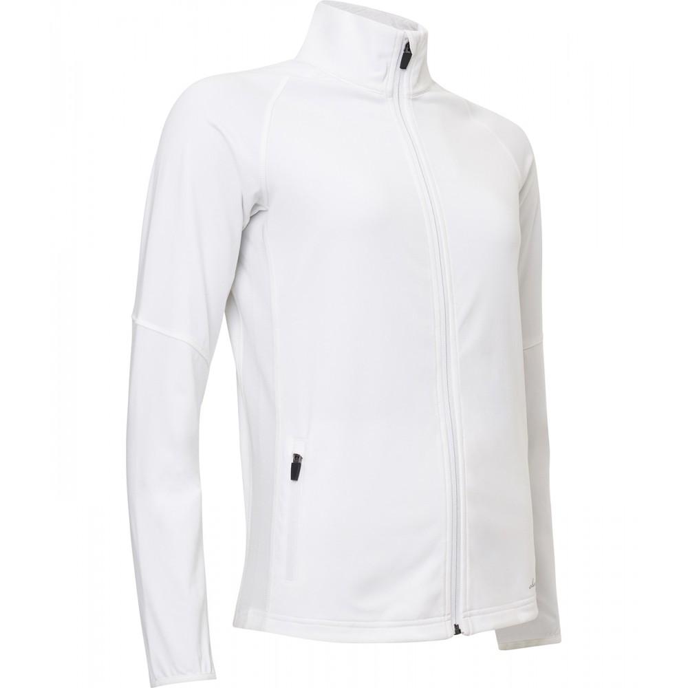 Ashby Fullzip w/ Pockets - White