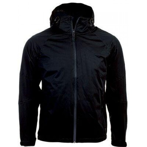 Walton Rain Jacket - Black