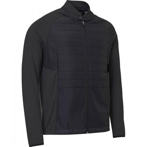 Troon Hybrid Jacket - Black