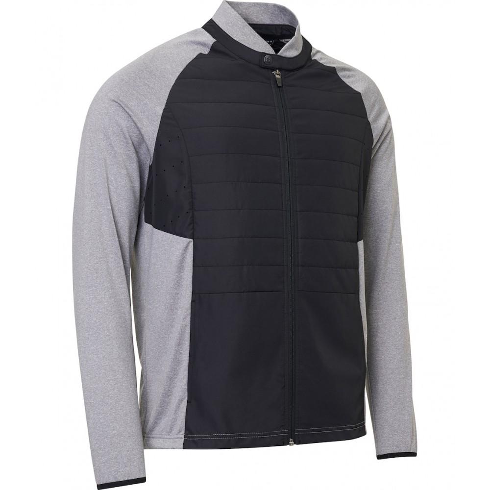 Troon Hybrid Jacket - Grey