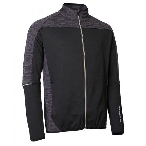 Trickle Fleece Jacket - Svartur