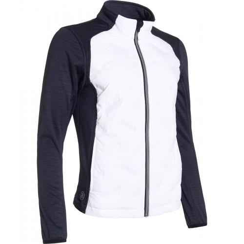 Dunes Hybrid Jacket - White