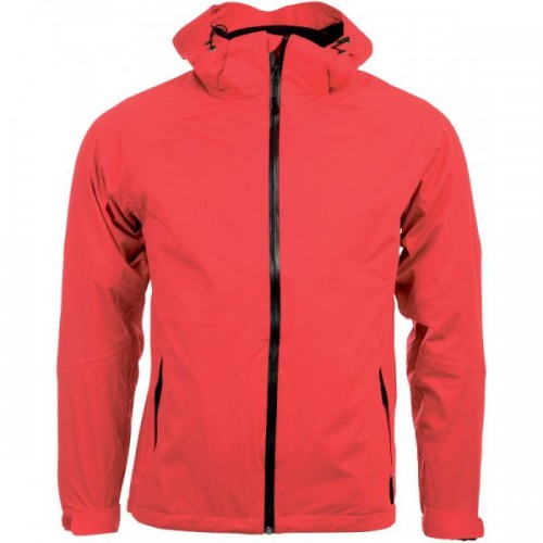 Walton Rain Jacket - Red