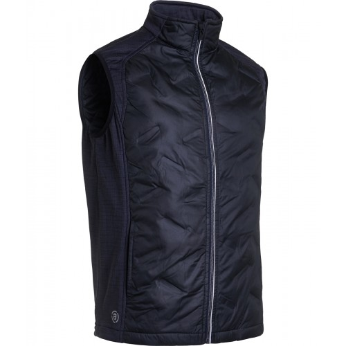Herra - Dunes Hybrid Vest - Black