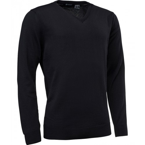 Mens Milano Pullover - Black