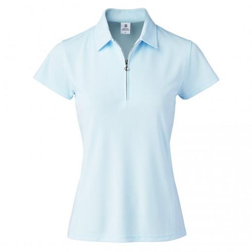 Macy Cap/S Polo Shirt - Breeze