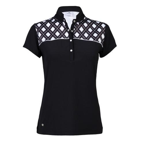 Brie Cap/s Polo Shirt