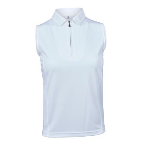 Macy SL Polo Shirt - White