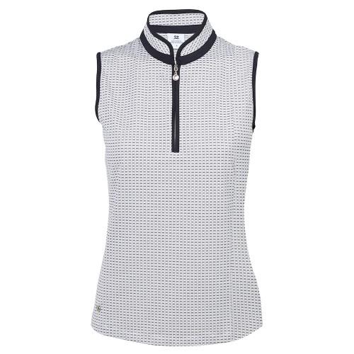 Talia SL Polo Shirt - Black