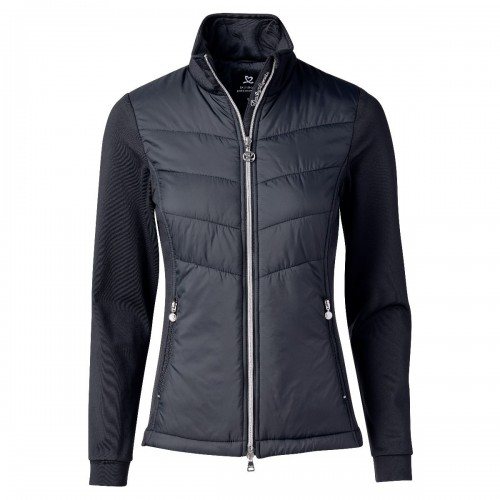 Draw Golf Jacket - Navy