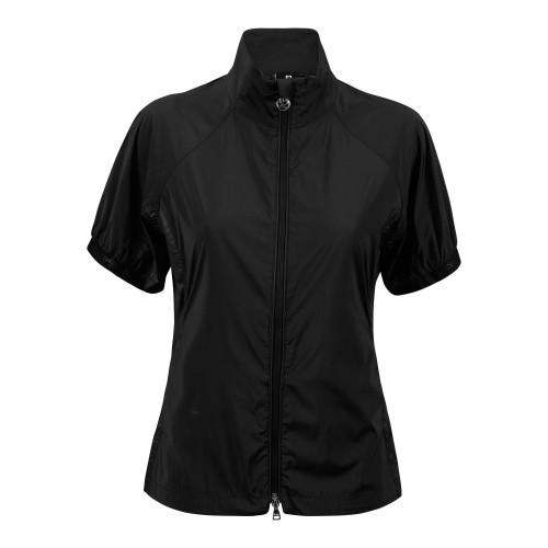 Pivot S/S Wind Jacket - Black