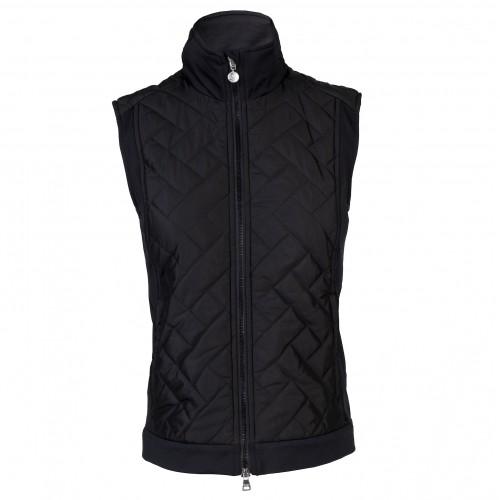Austin Wind Vest - Black