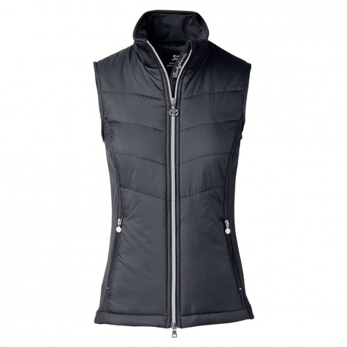 Draw Wind Vest - Black