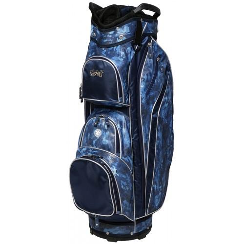 Blue Camo Golf Bag