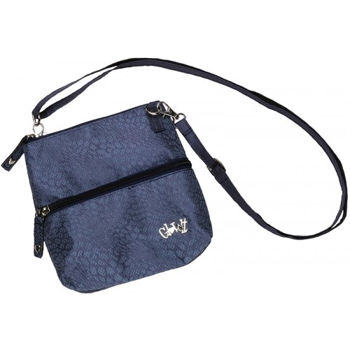 Chic Slate Zip Carry All Bag