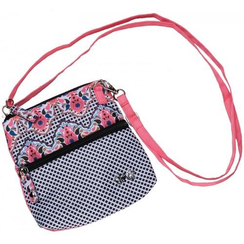 Marrakesh Zip Carry All Bag